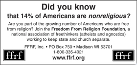 Freedom From Religion Foundation Link
